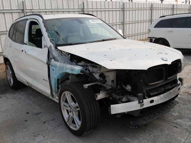 2014 BMW X3 XDRIVE35I 5UXWX7C51E0E75168