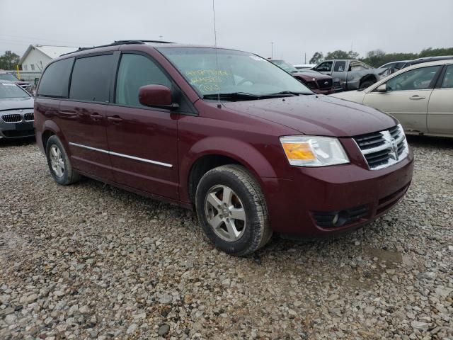 Dodge salvage cars for sale: 2009 Dodge Grand Caravan