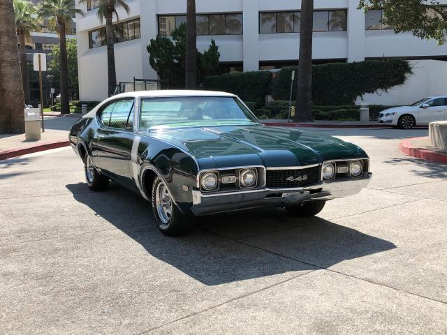 1968 Oldsmobile 442 for sale in Los Angeles, CA