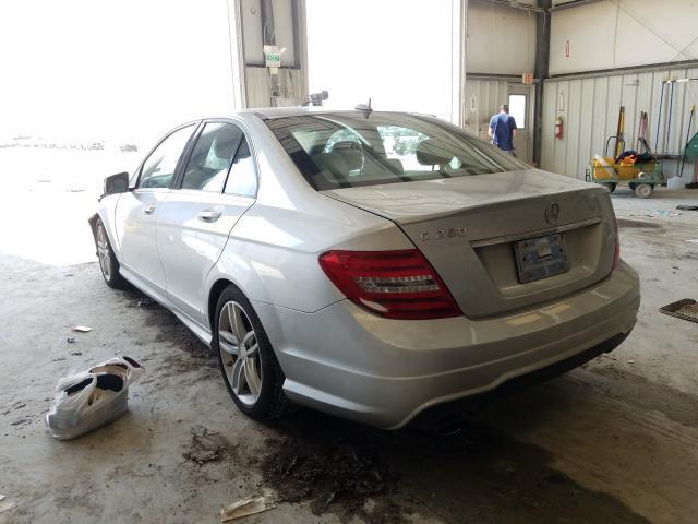 купить 2013 Mercedes-Benz C 250 1.8L WDDGF4HB4DG102625