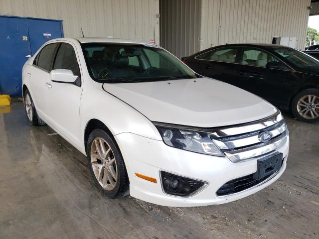 Salvage cars for sale from Copart Homestead, FL: 2012 Ford Fusion SEL