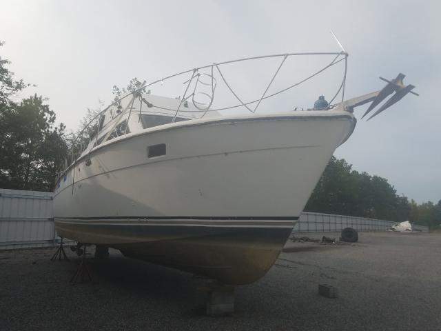 Salvage 1976 Troj BOAT for sale