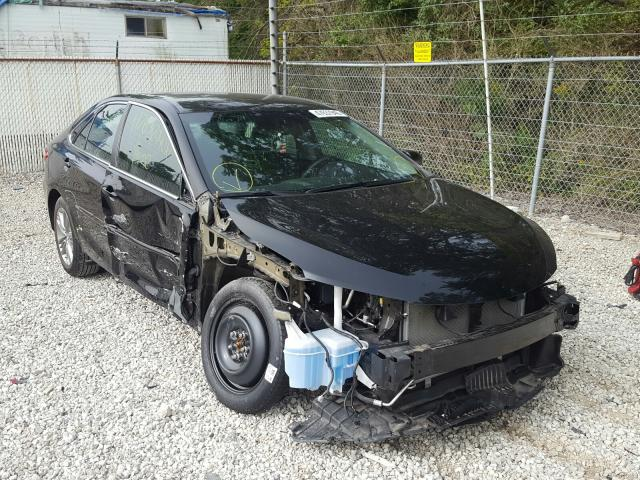 Salvage cars for sale from Copart Northfield, OH: 2017 Toyota Camry LE