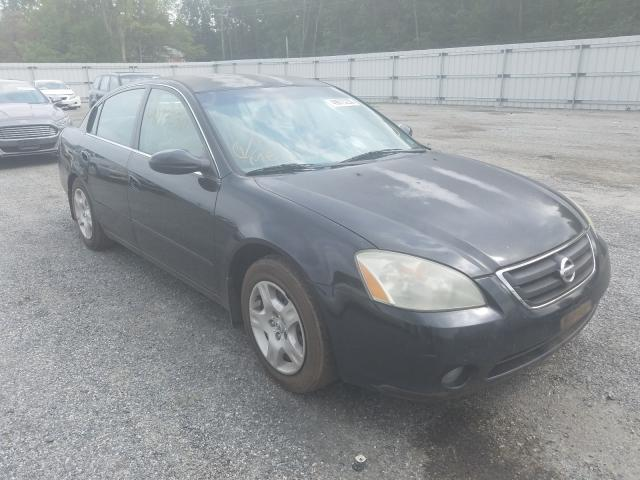 Salvage cars for sale from Copart Fredericksburg, VA: 2003 Nissan Altima Base