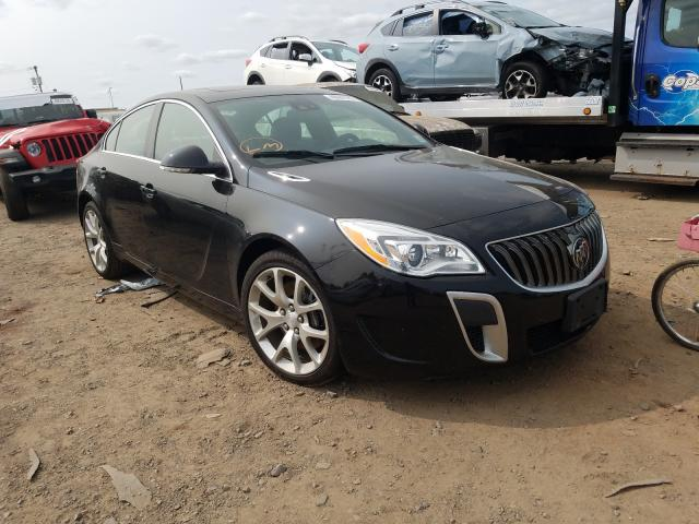 Salvage 2017 Buick REGAL GS for sale
