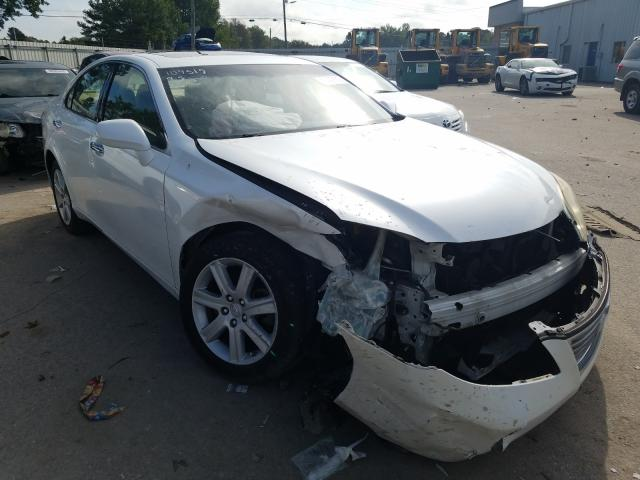 Lexus ES 350 salvage cars for sale: 2009 Lexus ES 350