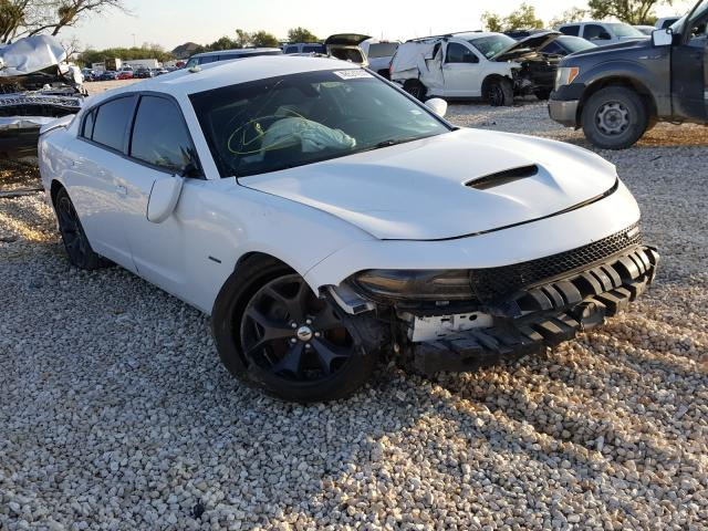 Salvage cars for sale from Copart San Antonio, TX: 2019 Dodge Charger R