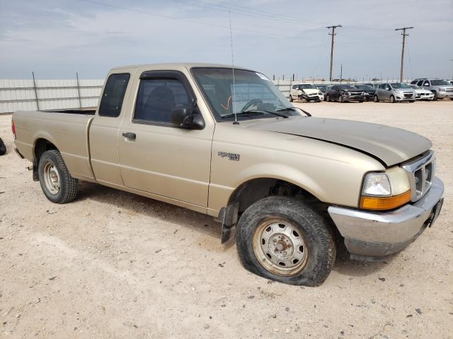 Ford Ranger SUP salvage cars for sale: 1999 Ford Ranger SUP