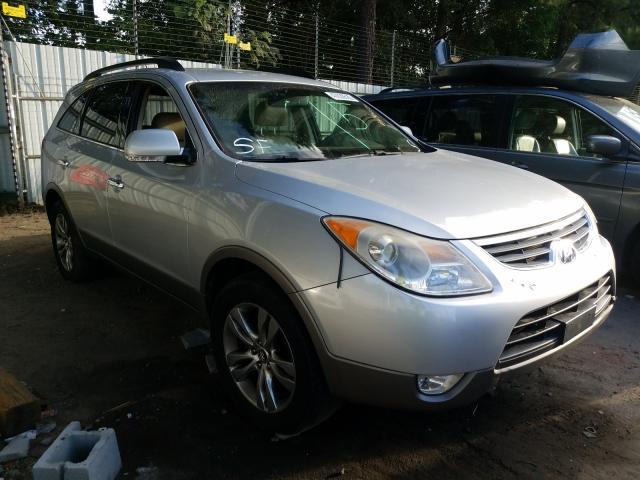 Vehiculos salvage en venta de Copart Austell, GA: 2012 Hyundai Veracruz G