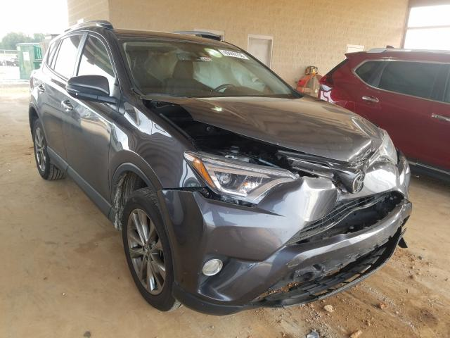 Toyota salvage cars for sale: 2018 Toyota Rav4 Limited