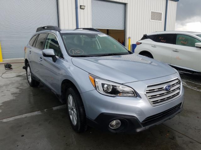 Subaru salvage cars for sale: 2015 Subaru Outback 2