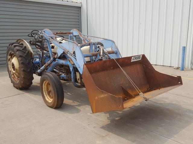 Ford Tractor salvage cars for sale: 1940 Ford Tractor