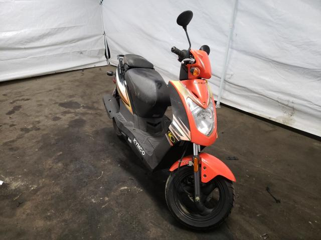 Kymco Usa Inc salvage cars for sale: 2017 Kymco Usa Inc Agility 50