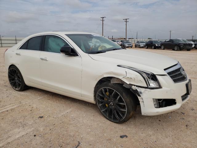 2014 Cadillac ATS Premium en venta en Andrews, TX