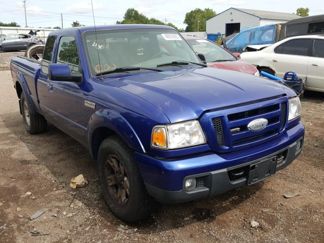 Ford Ranger SUP salvage cars for sale: 2006 Ford Ranger SUP
