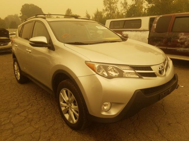 Toyota salvage cars for sale: 2014 Toyota Rav4 Limited
