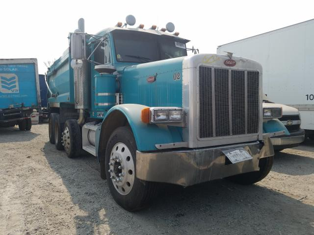Peterbilt 379 salvage cars for sale: 2004 Peterbilt 379