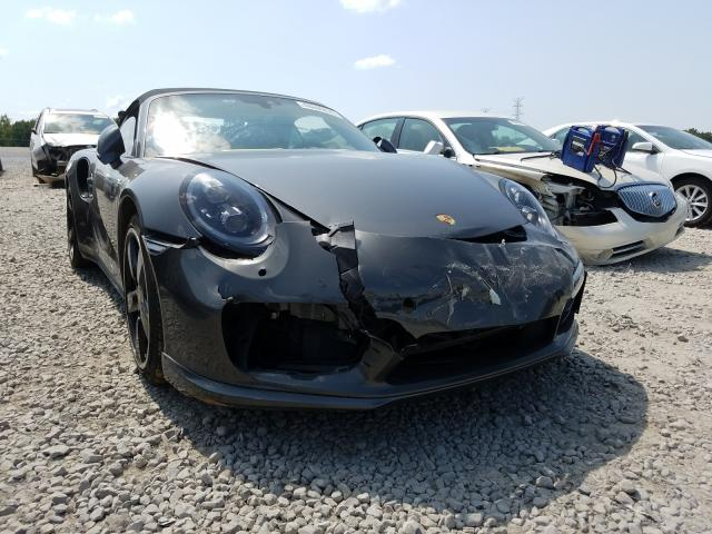 Porsche salvage cars for sale: 2016 Porsche 911 Turbo