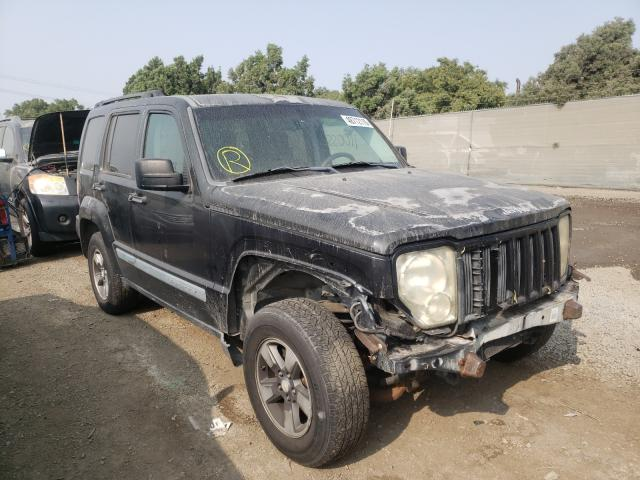 Jeep Liberty SP salvage cars for sale: 2008 Jeep Liberty SP