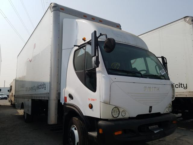 Smit salvage cars for sale: 2010 Smit BOX Truck