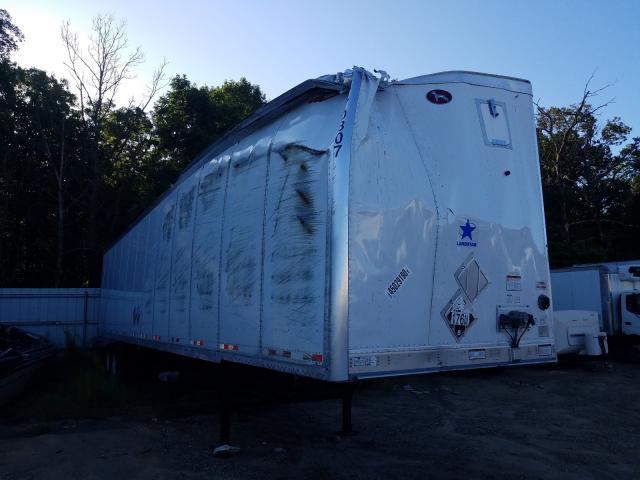 Great Dane Trailer salvage cars for sale: 2020 Great Dane Trailer