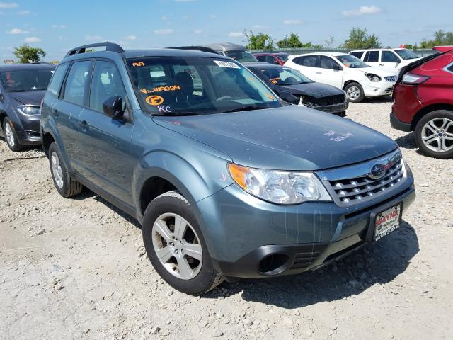Salvage cars for sale from Copart Kansas City, KS: 2012 Subaru Forester 2