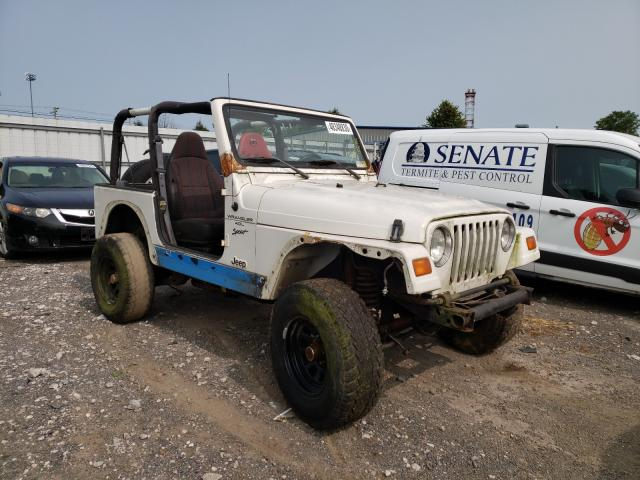 Jeep salvage cars for sale: 1999 Jeep Wrangler