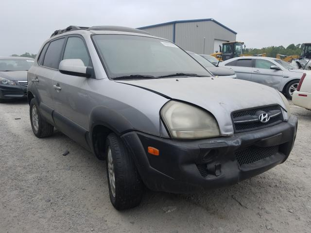 Hyundai Tucson salvage cars for sale: 2006 Hyundai Tucson