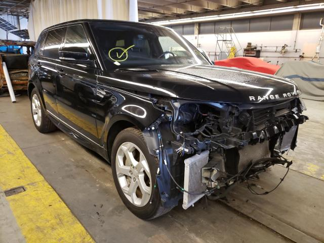 Land Rover salvage cars for sale: 2018 Land Rover Range Rover
