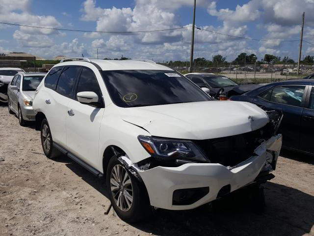 2018 Nissan Pathfinder for sale in West Palm Beach, FL