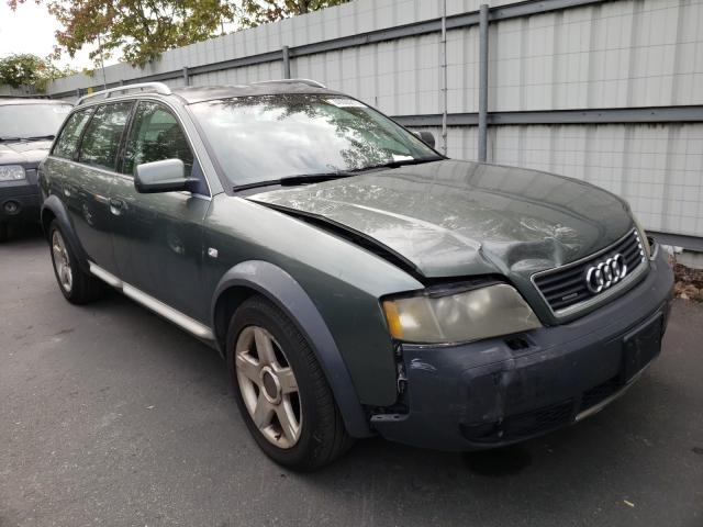 Audi Allroad salvage cars for sale: 2003 Audi Allroad