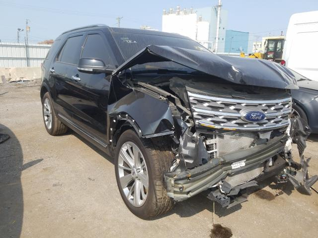 Ford Explorer L Vehiculos salvage en venta: 2019 Ford Explorer L