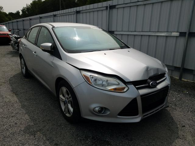 Salvage cars for sale from Copart Fredericksburg, VA: 2012 Ford Focus SE