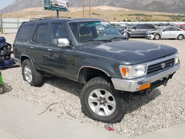 Toyota 4runner VN salvage cars for sale: 1993 Toyota 4runner VN