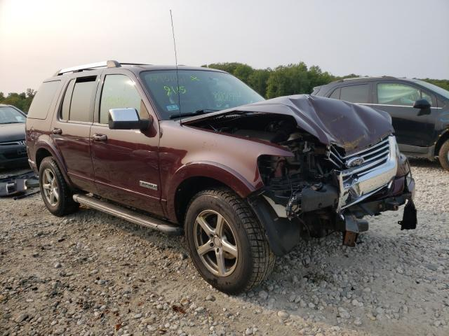Ford Explorer L Vehiculos salvage en venta: 2006 Ford Explorer L