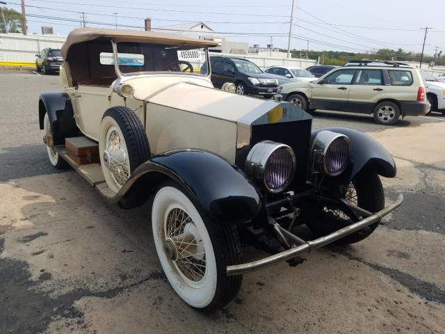 1922 ROLLS-ROYCE SALOON