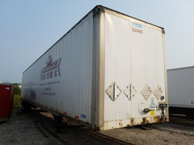 Great Dane salvage cars for sale: 2008 Great Dane Semi Trail