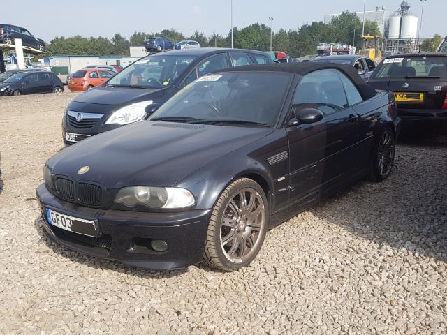 BMW M3 - 2003 rok
