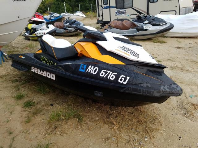 Salvage 2012 Seadoo GTR215 for sale