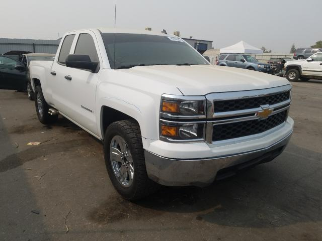 Salvage cars for sale from Copart Bakersfield, CA: 2014 Chevrolet Silverado