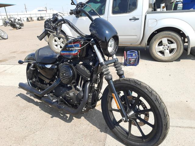 Salvage cars for sale from Copart Phoenix, AZ: 2020 Harley-Davidson XL1200 NS