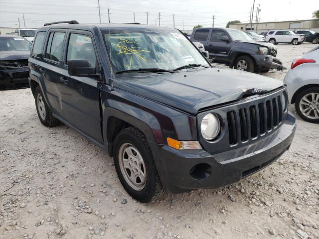 Salvage cars for sale from Copart Haslet, TX: 2007 Jeep Patriot SP
