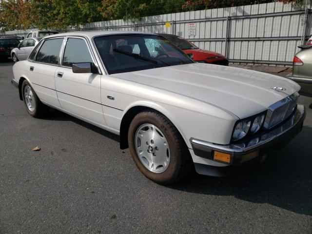 Jaguar salvage cars for sale: 1988 Jaguar XJ6