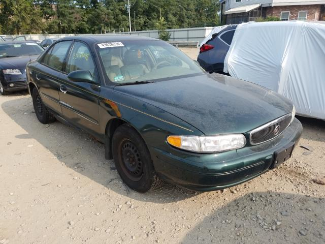 Buick Century CU,Century LI,Century LT,Century SP salvage cars for sale: 2003 Buick Century CU