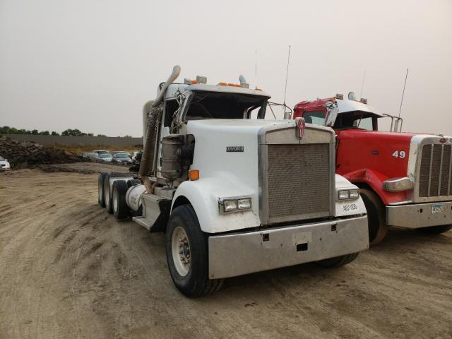 Kenworth salvage cars for sale: 2015 Kenworth Construction