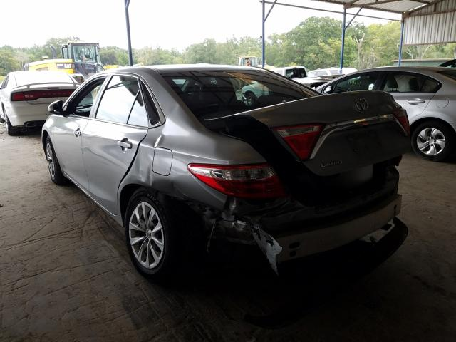 2016 TOYOTA CAMRY LE 4T4BF1FK6GR549695