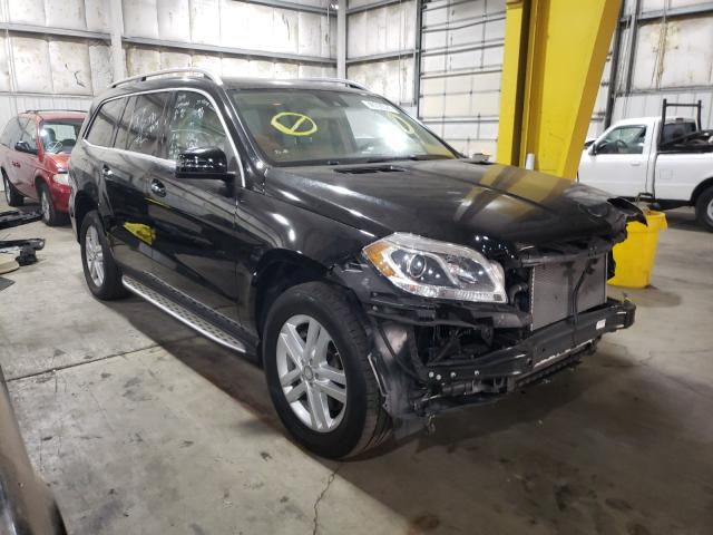 Salvage cars for sale from Copart Woodburn, OR: 2014 Mercedes-Benz GL 450 4matic