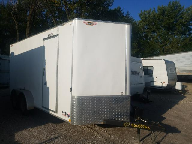 H&H Trailer salvage cars for sale: 2019 H&H Trailer