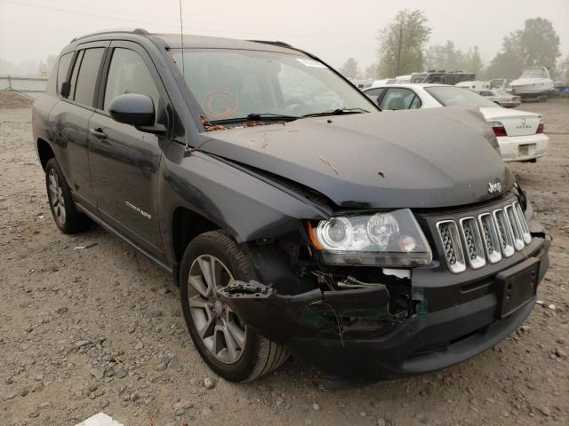 Jeep Compass LI salvage cars for sale: 2014 Jeep Compass LI