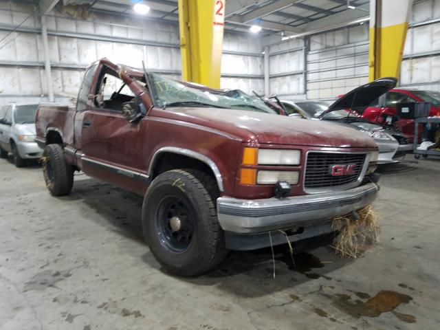 1998 GMC Sierra K15 for sale in Woodburn, OR